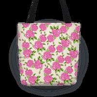 Floral Hipster Pattern