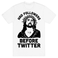Jesus Had Followers Before Twitter
