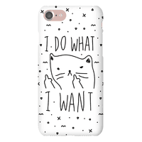 I Do What I Want Phonecase