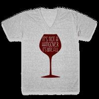 It's Wine Flu