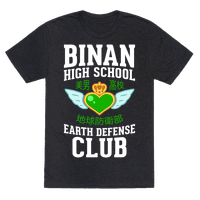Binan High School Earth Defense Club (Green)