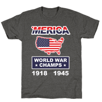 Merica World War Champs