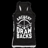 Archery Has A Lot Of Drawbacks