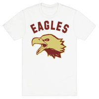Eagles Maroon and Gold