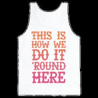 'Round Here