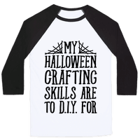 My Halloween Crafting Skills Are To D.I.Y. For