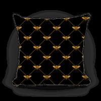 Regal Golden Honeybee Pattern