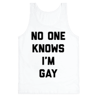 No One Knows I'm Gay