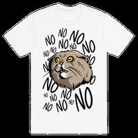 No No No! Cat