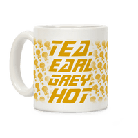 Tea. Earl Grey. Hot. (Yellow)