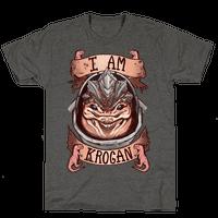 I am KROGAN! (Grunt)