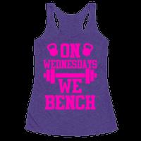 On Wednesdays We Bench
