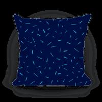 Navy Confetti Pattern