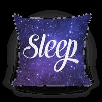 Sleep (Cosmic Pillow)