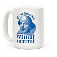These Wenches Cannot Commit Mug
