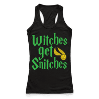 Witches Get Snitches
