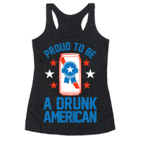 Proud To Be A Drunk American