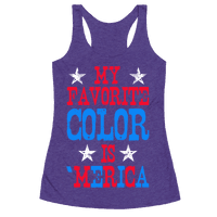 My Favorite Color is 'Merica!
