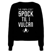 The Party Don't Spock 'Til I Vulcan