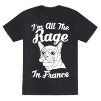 All The Rage In France