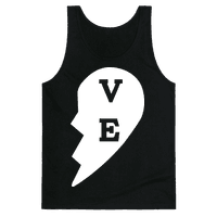 VE  Love Couples Tank