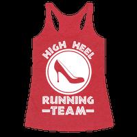 High Heel Running Team