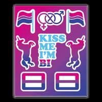Bi Pride Sticker