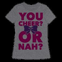 You Cheer? Or Nah?