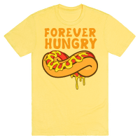 Forever Hungry (Yellow)