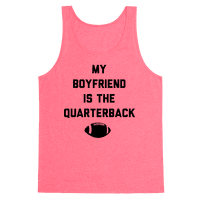 My Boyfriend is the Quarterback