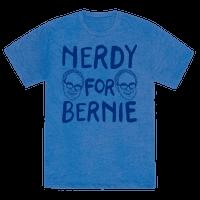 Nerdy For Bernie