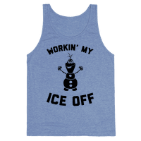Workin' My Ice Off