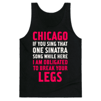 That One Sinatra Song Tank