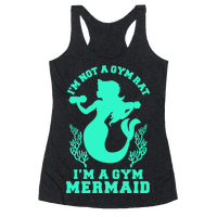 I'm Not a Gym Rat I'm a Gym Mermaid