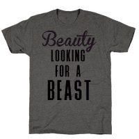 Beauty Looking For a Beast