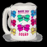 Magic Boy Anime Bows