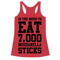 7,000 Mozzarella Sticks