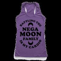 Battling the Negamoon Family is My Cardio