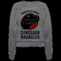 Professional Dinosaur Wrangler
