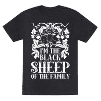 I'm The Black Sheep Of The Family