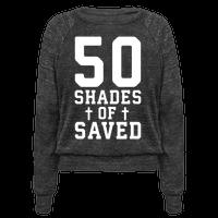 50 Shades of Saved