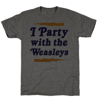 I Party With The Weasleys