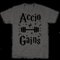 Accio Gains