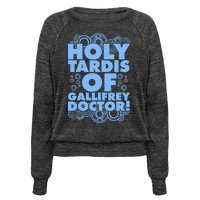 Holy TARDIS of Gallifrey Doctor