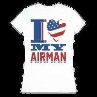 I Love My Airman