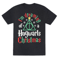 I'm Dreaming Of A Hogwarts Christmas