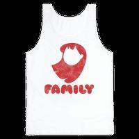 Ohana Means Family (family Half)