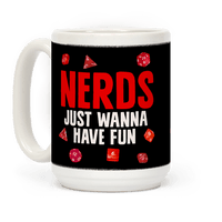 Nerds Just Wanna Have Fun