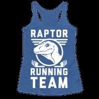 Raptor Running Team Racerback