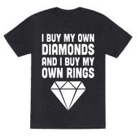 I Buy My Own Diamonds
